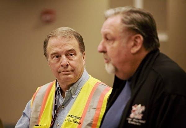 Fargo officials