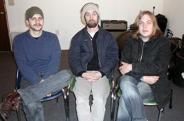 James Diers, Martin Dosh, Mike Lewis