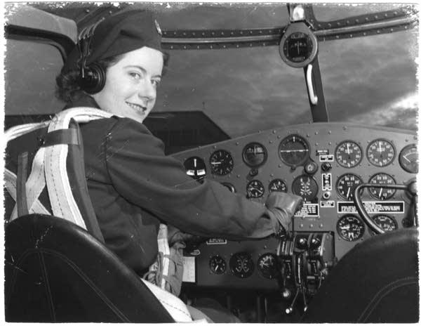 WW II pilot