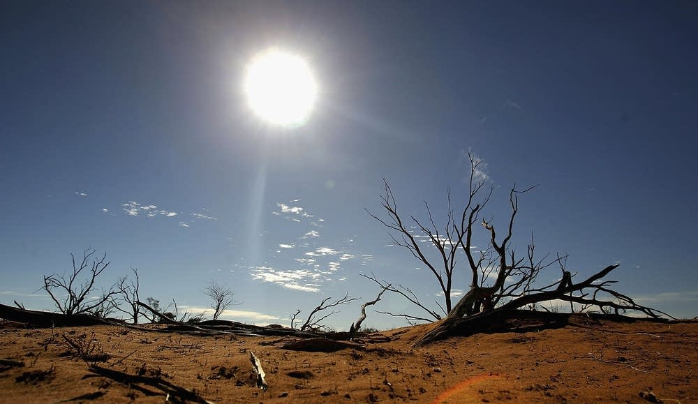 The Australian landscape faces dramatic changes