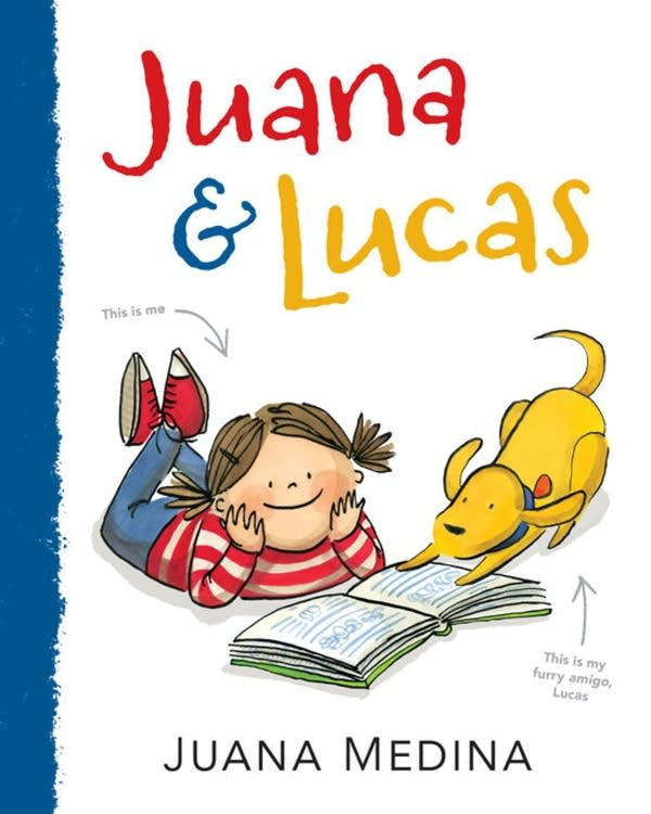 'Juana & Lucas' by Juana Medina