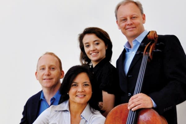 The Arianna String Quartet