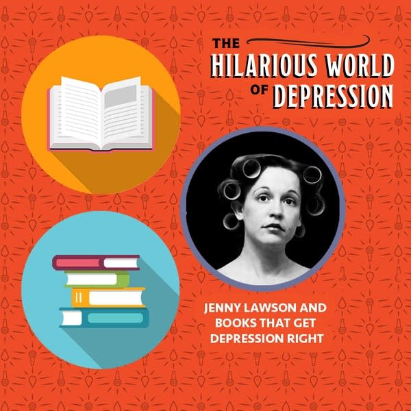 The Hilarious World of Depression: Books
