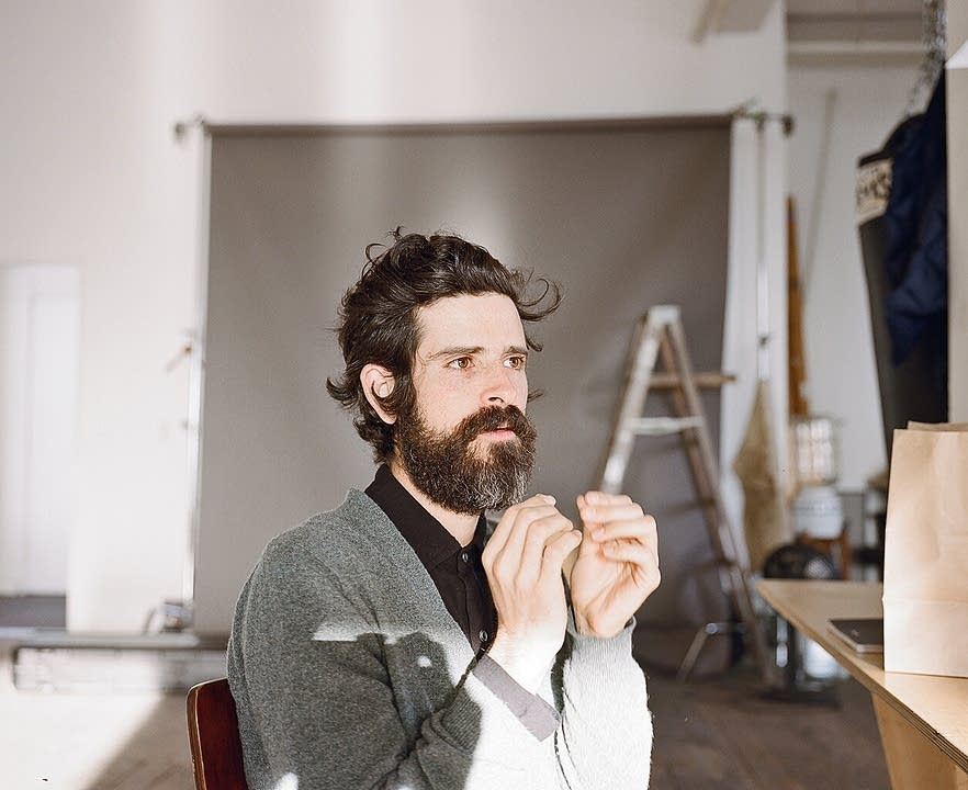 Devendra Banhart Performs Live For The Current The Current