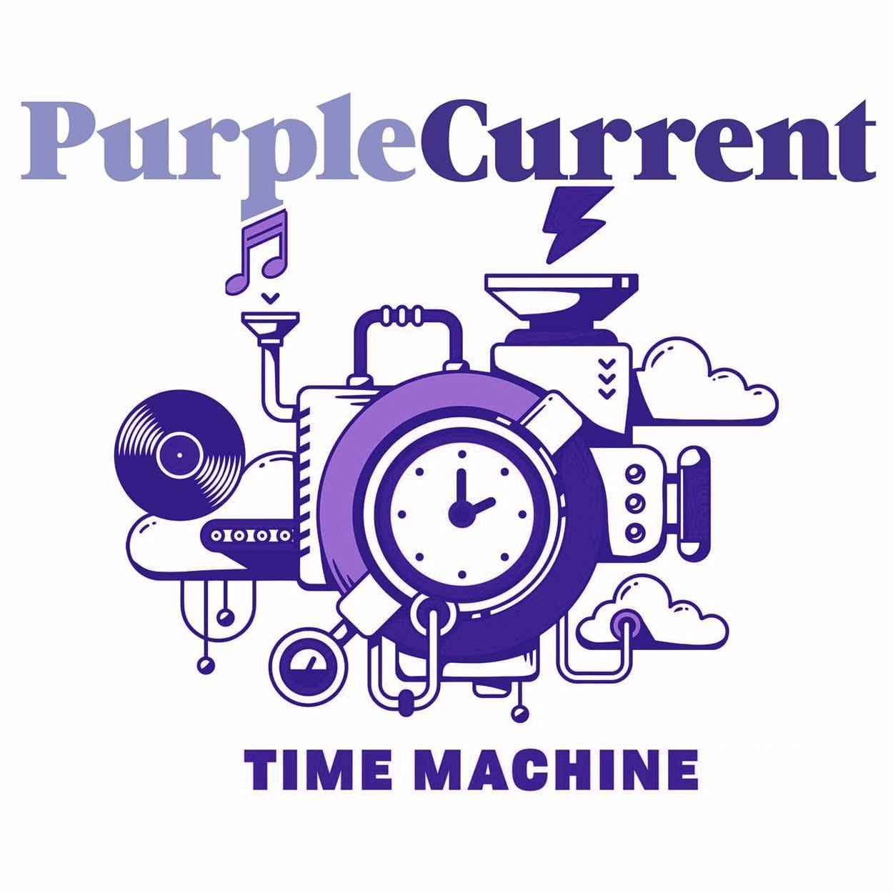 Purple Current Time Machine