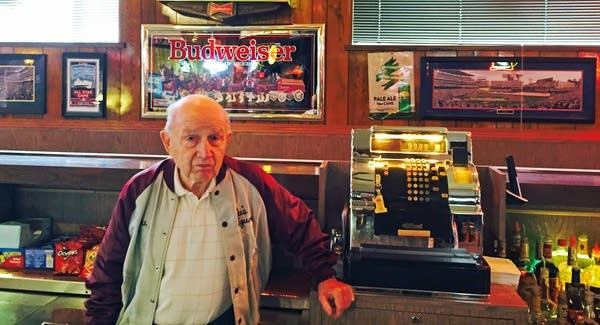 Louis Sirian, owner of Lee's Liquor Lounge