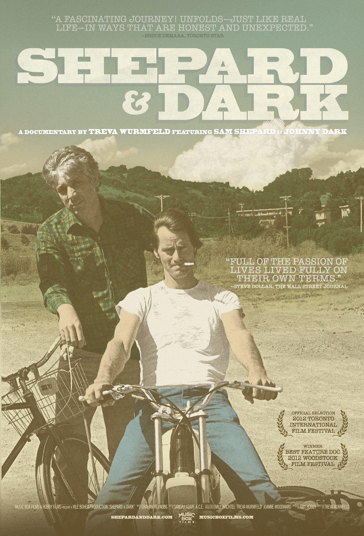 'Shepard & Dark' press image