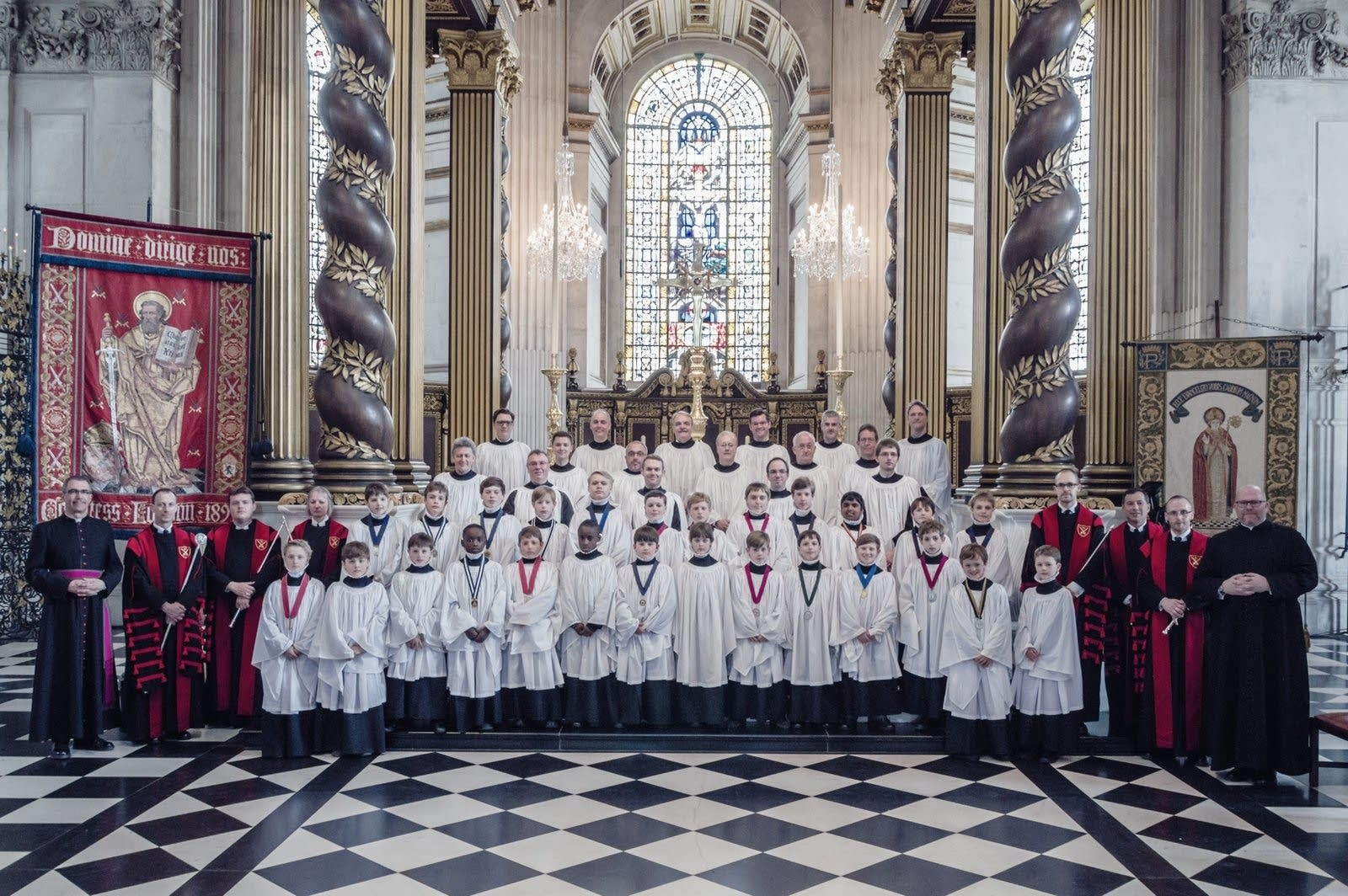 St. Paul's Cathedral Choir