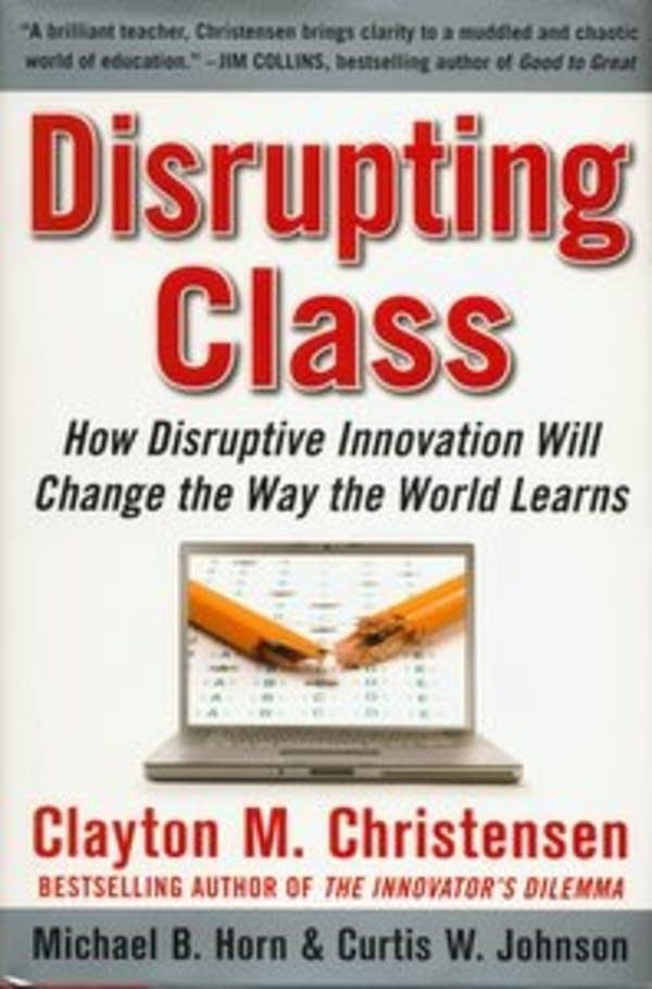 Disrupting Class cover shot
