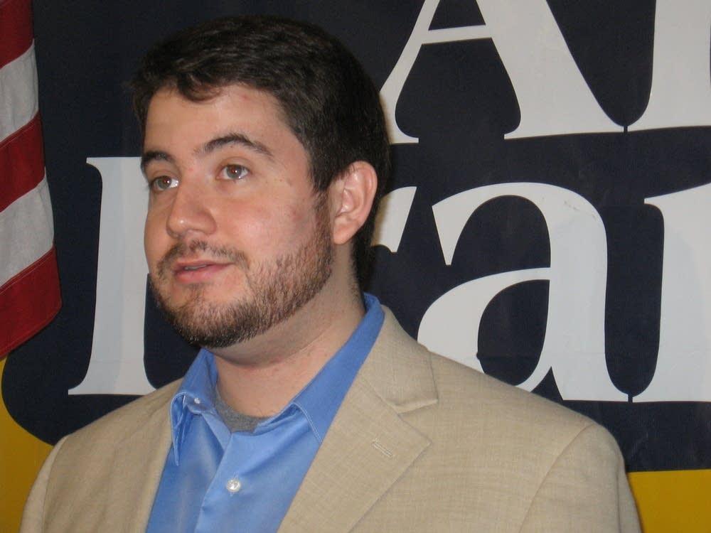 Franken campaign spokesman Andy Barr