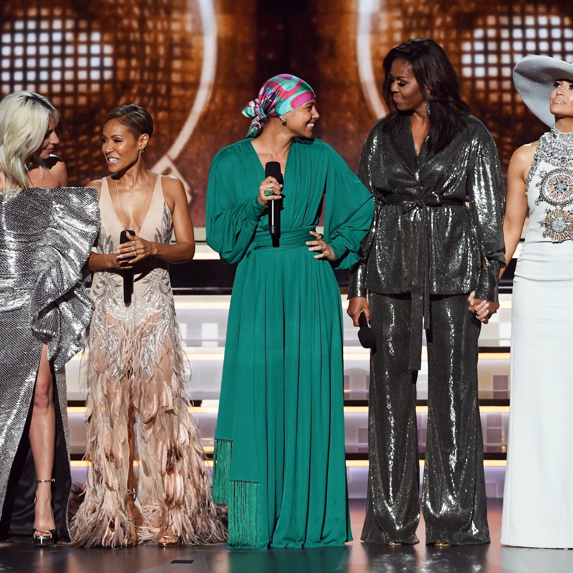A powerful quintet at the 2019 Grammys.