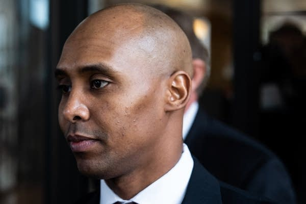 Former Minneapolis police officer Mohamed Noor.