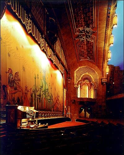 1929 Möller organ at the Fox Theatre, Atlanta, Georgia