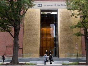 The Museum of the Bible.