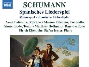 Robert Schumann - Spanisches Liederspiel: No. 4. In der Nacht