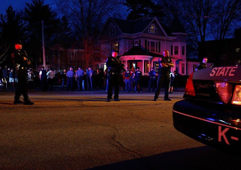 Shootings In Cambridge, Watertown Draw Massive Pol
