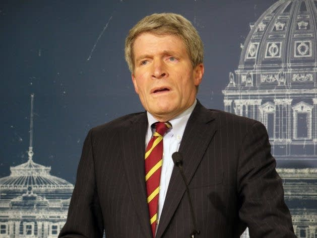 Republican Richard Painter to run for Senate as Democrat to thwart Trump