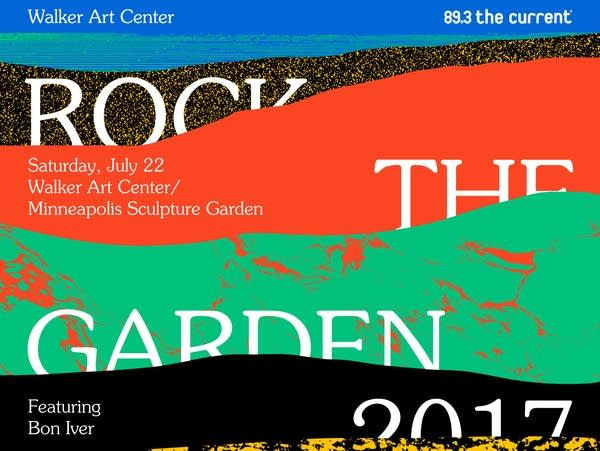 Prepare for Rock The Garden