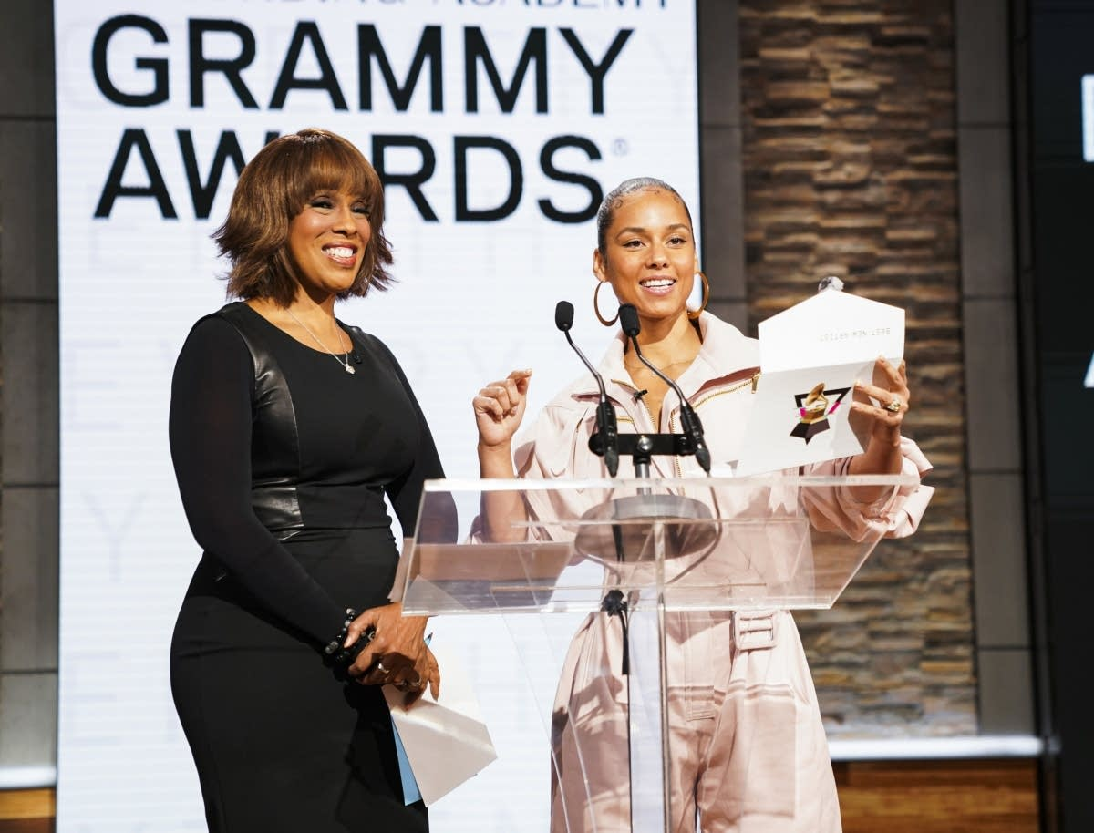 The 62nd Annual Grammy Awards on CBS
