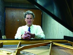 pianist Elliot Wilcox