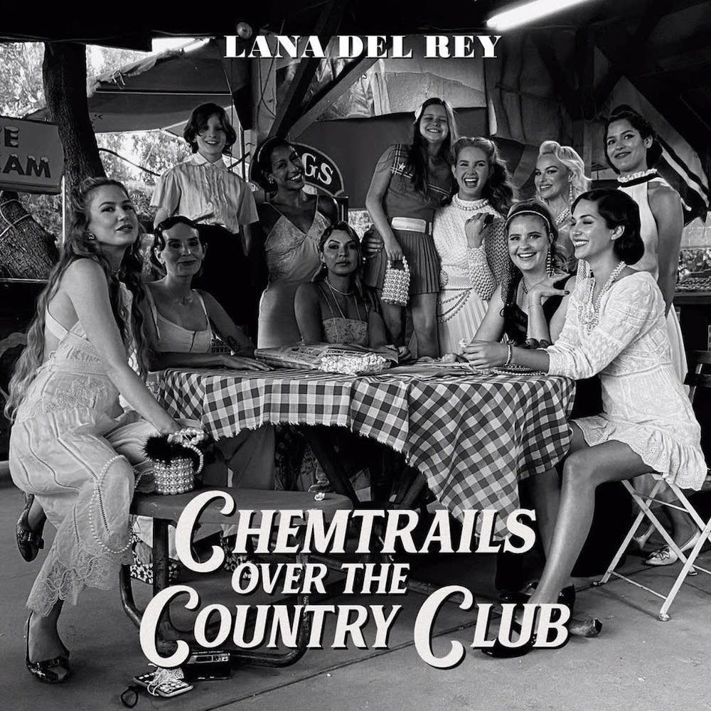 Lana Del Rey, 'Chemtrails Over the Country Club'