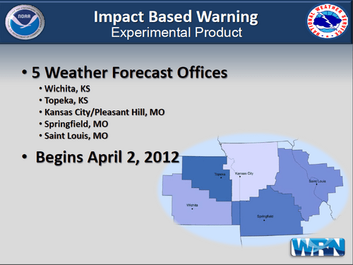 "Unsurvivable:"" New NWS ""Impact Based"" tornado warnings debut"