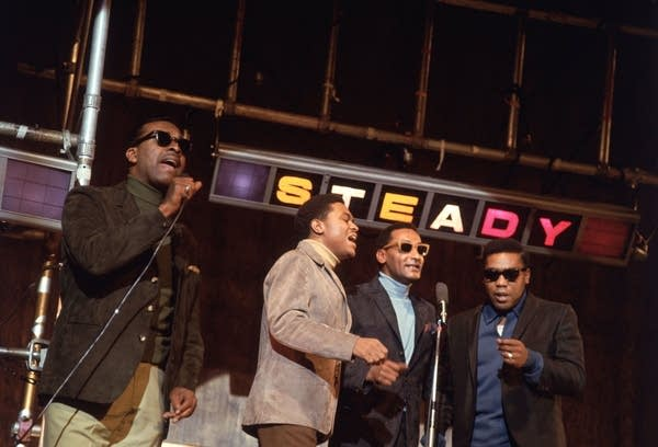 Four Tops song pushed singer Stubbs to the limit | MPR News