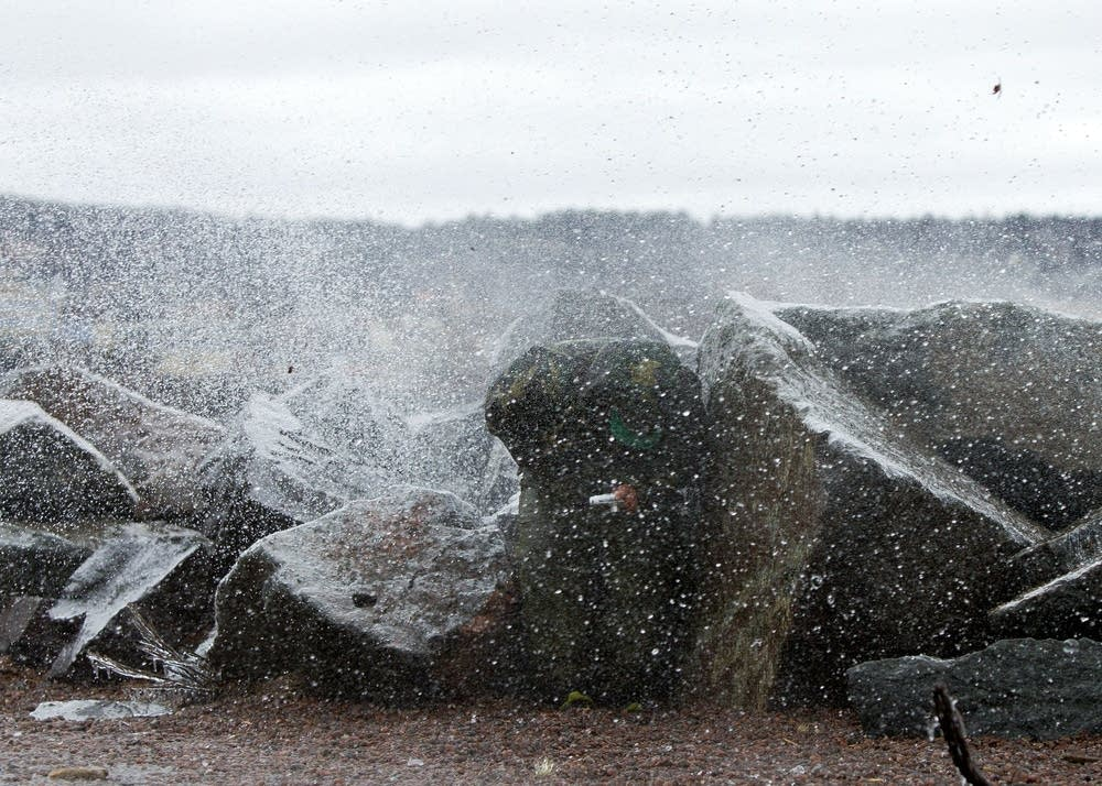 Duluth storm