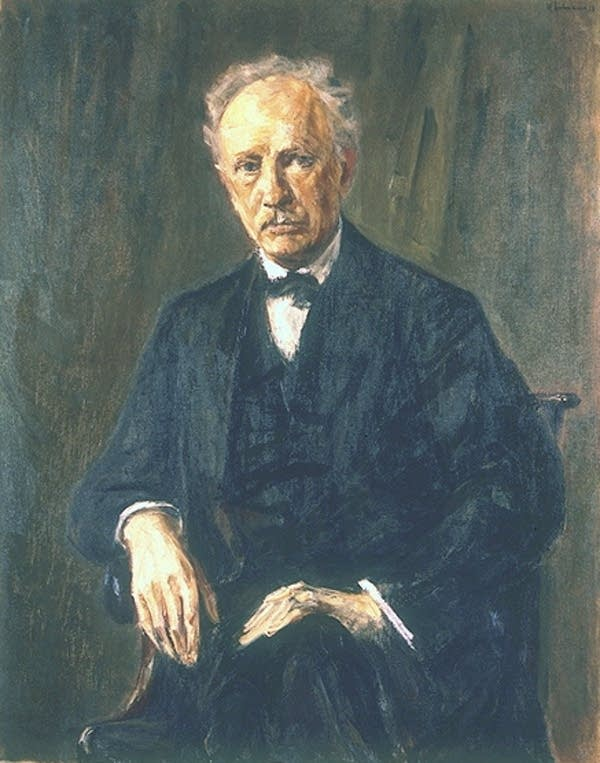 richard strauss portrait