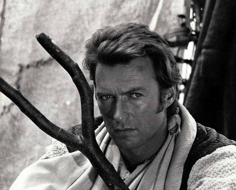 Clint Eastwood 'Paint Your Wagon' press photo