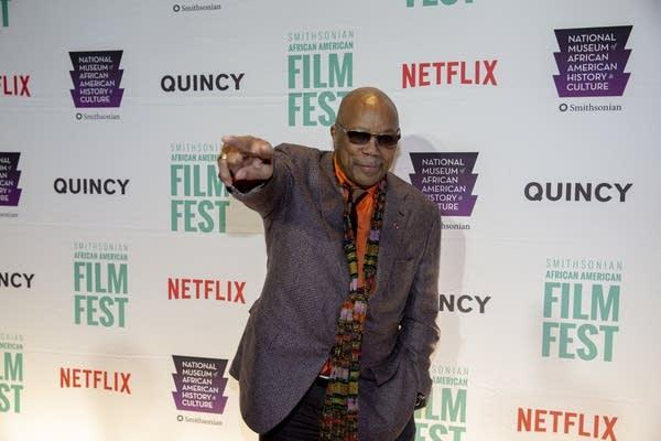 Quincy Jones documentary premiere