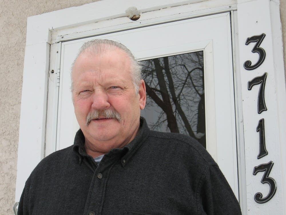 Homeowner Joe Ripplinger