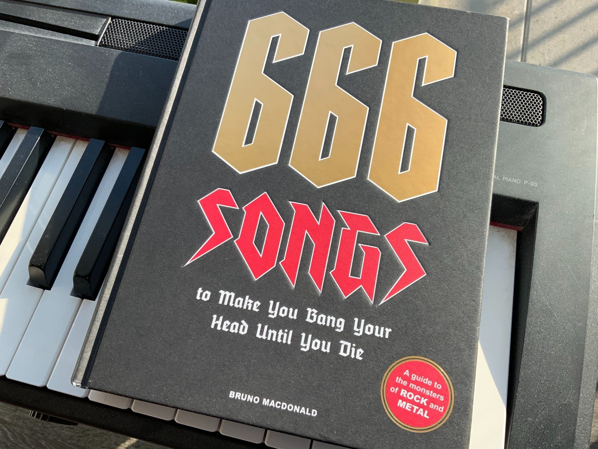 '666 Songs to Make You Bang Your Head Until You Die.'