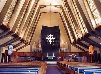 1999 Hochhalter organ at First United Methodist Church, Eugene, Oregon