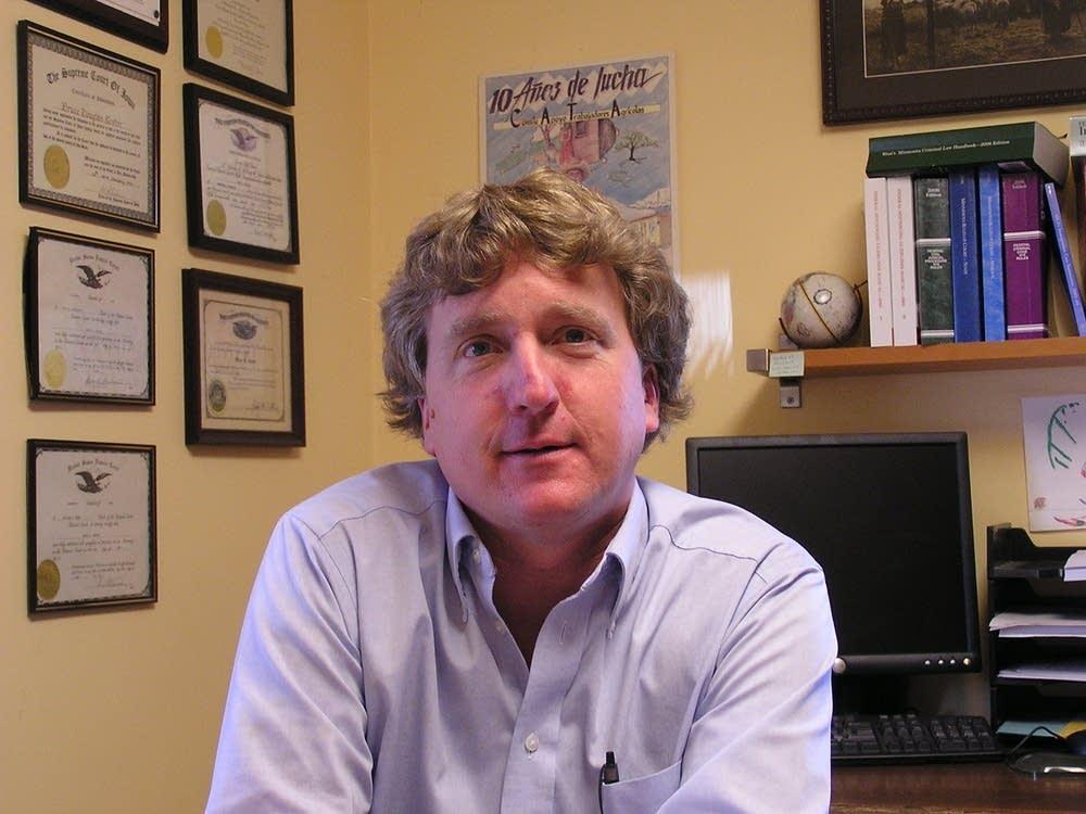 Attorney Bruce Nestor