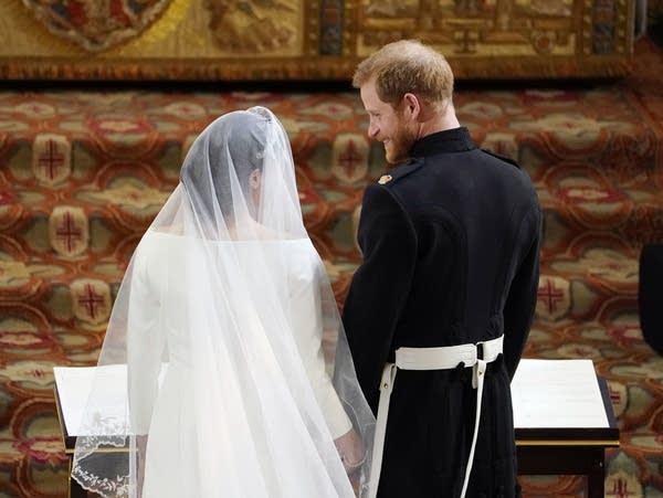 Prince Harry Meghan Markle Wed In Windsor As Millions