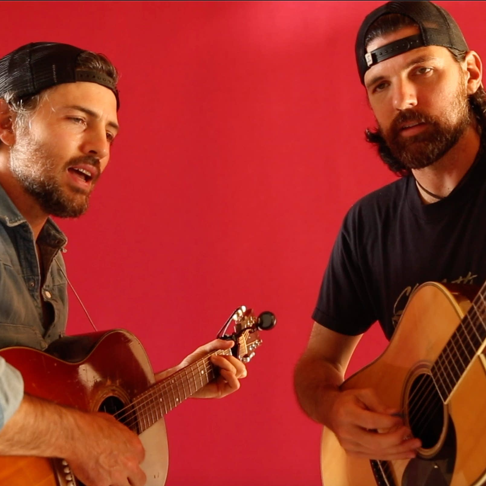 The Avett Brothers perform 'Back Into The Light'
