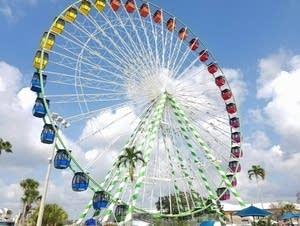 The Great Big Wheel