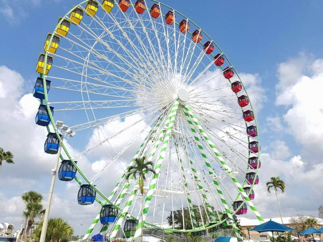 A Giant Ferris Wheel Is Coming To The State Fair