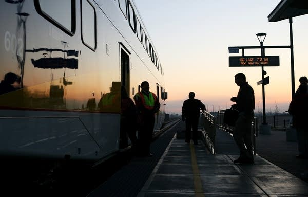 Boarding the Northstar