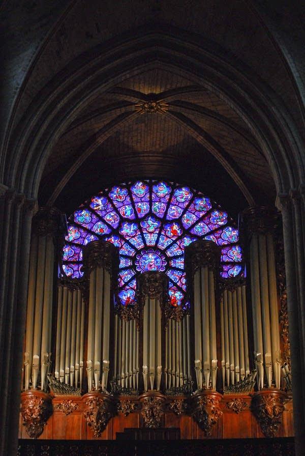 1868 Cavaillé-Coll/Cathédrale Notre Dame, Paris