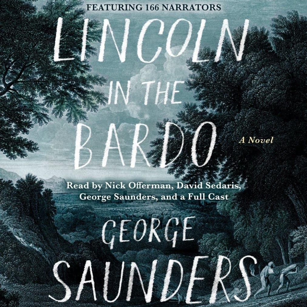 'Lincoln in the Bardo' audiobook