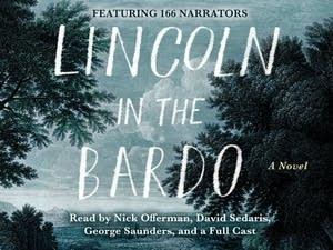 'Lincoln in the Bardo' audiobook