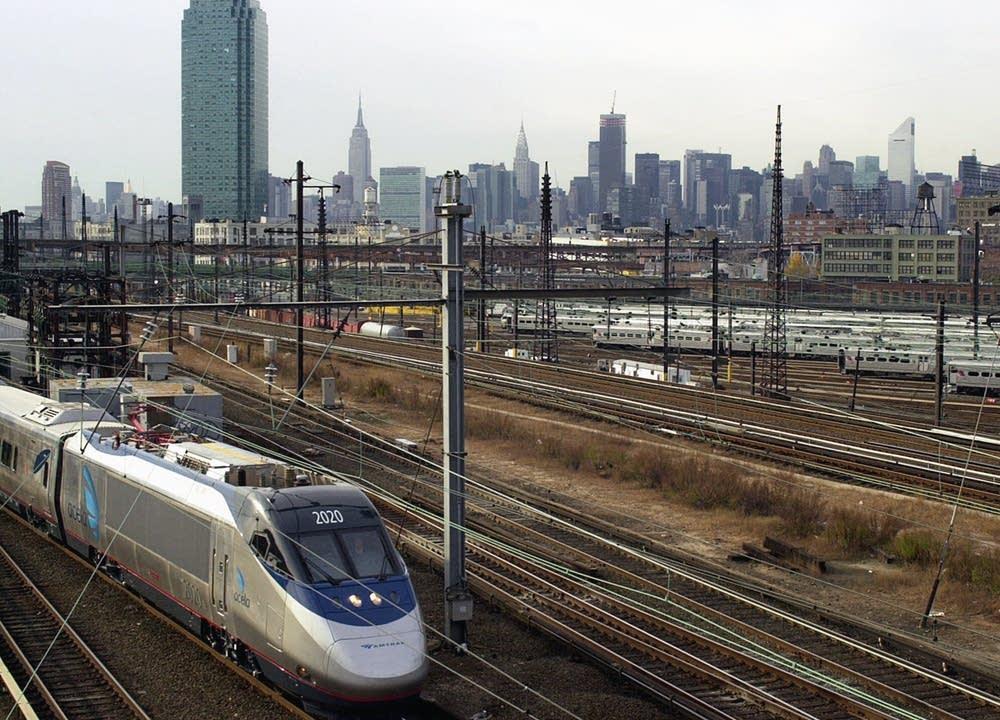 Amtrak's Acela Express