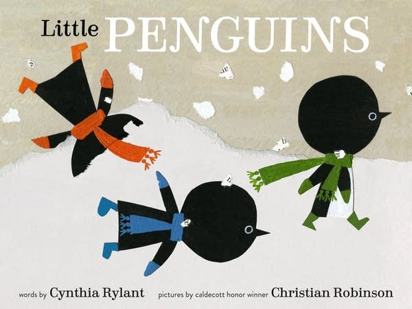 'Little Penguins' by Cynthia Rylant