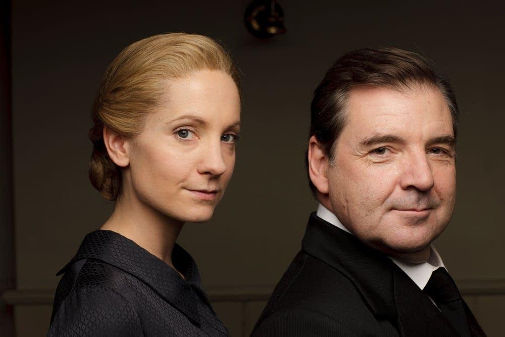 Downton Abbey's Anna and John Bates