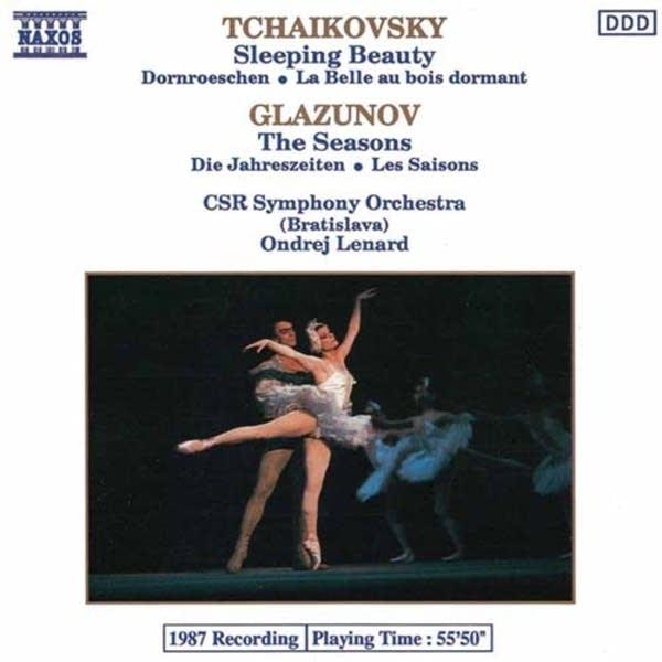 Alexander Glazunov - The Seasons