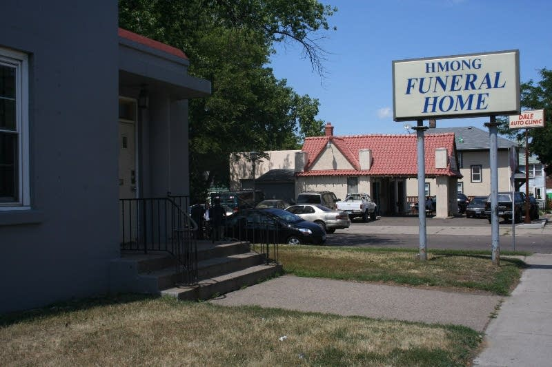 The Hmong Funeral Home