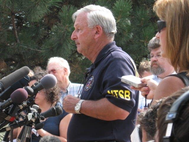 NTSB chairman