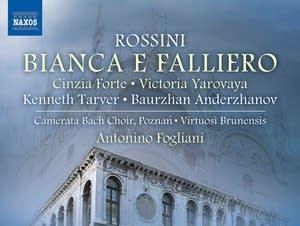 Gioachino Rossini - Bianca e Falliero: Sinfonia